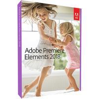 Adobe software licentie: Premiere Elements 2018
