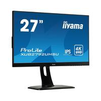 "Iiyama ProLite XUB2792UHSU-B1 27"" 4K UHD IPS - Business Monitor - Zwart"