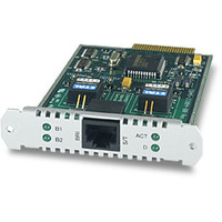 Allied Telesis 1-Port (S) Basic Rate ISDN PIC Interfaceadapter