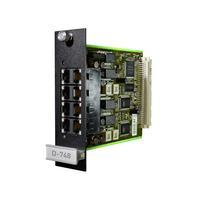 AGFEO D-748 telefonie switch - Zwart, Groen