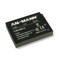 Ansmann batterij: A-Nik EN EL 12 - Zwart