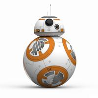 Sphero entertainment robot: BB-8 - Oranje, Grijs, Wit