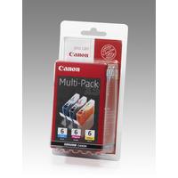 Canon inktcartridge: BCI-6 C/M/Y - Cyaan, Magenta, Geel