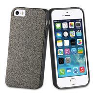 Muvit mobile phone case: Gliitter case/ Apple iPhone 5s/se, gold - Goud