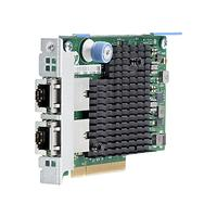 Hewlett Packard Enterprise netwerkkaart: IntelX54 Adapter LAN on Motherboard (ALOM) - Dual-Port (DP), PCI Express 2.1 .....