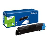 Pelikan cartridge: Toner for Kyocera FS-C5250, 5000 Pages, Cyan - Cyaan
