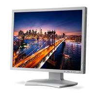 NEC monitor: MultiSync P212 - Wit