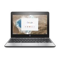 HP laptop: Chromebook 11 G5 - Zilver