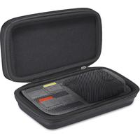 Bigben Interactive portable game console case: Robuuste Nintendo Switch case van EVA-materiaal - Zwart