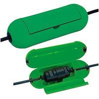 Brennenstuhl kabel beschermer: Green - Groen