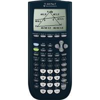 Texas Instruments calculator: TI-84 Plus T - Zwart