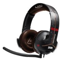 Thrustmaster Y-350X Doom Headset - Zwart, Bruin