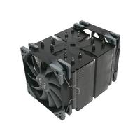 Scythe Hardware koeling: Ninja 5 - Zwart, Grijs