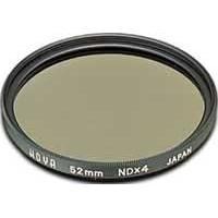 Hoya camera filter: NDx4 49mm
