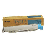 Brother toner: TN-12C - Tonercartridge cyaan
