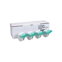 Lexmark nietjes: Nietjes voor bookletfinisher (4x 5000)