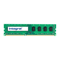 Integral DDR3 4GB PC 1333 CL9 Integral CL9 R2 UNBUFFERED 1.5V (IN3T4GNZBIX)