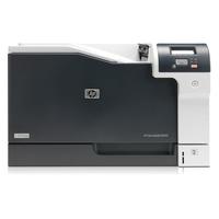 HP laserprinter: LaserJet Color Pro CP5225 - Zwart, Cyaan, Magenta, Geel