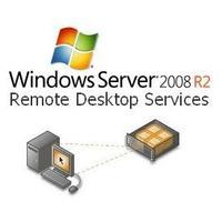 Microsoft software licentie: Remote Desktop Services 2008 R2, OLP-NL, SA, U CAL