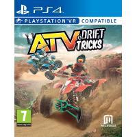 Mindscape game: ATV Drift + Tricks VR Compatible  PS4