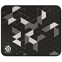 Steelseries muismat: QcK+ Limited - Zwart, Grijs