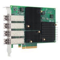 Broadcom netwerkkaart: LPE16004-M6 - Zwart, Groen, Grijs