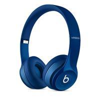 Beats by Dr. Dre headset: Dr. Dre Solo2 - Blauw