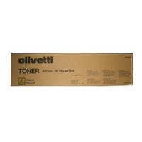 Olivetti cartridge: B0652 toner geel 27.000 pagina's