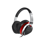 Creative Labs headset: Aurvana Live 2 - Chroom, Rood