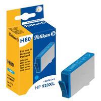 Pelikan inktcartridge: H80 - Cyaan
