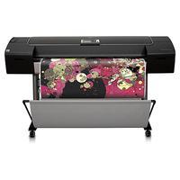 HP grootformaat printer: Designjet Z3200 44'' PostScript Photo Printer - Blauw, Cyaan, Groen, Grijs, Lichtyaan, .....