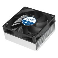 ARCTIC Hardware koeling: Alpine M1 Whisper Quiet AM1 CPU Cooler - Aluminium, Zwart