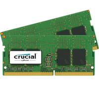 Crucial RAM-geheugen: 16GB 8GBX2 DDR4 2133