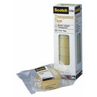 Scotch plakband: PLAKBAND 550 19MMX33M