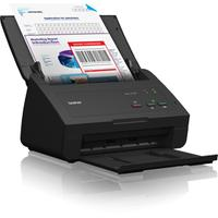 Brother scanner: ADS-2100 - Desktop scanner - 24 ppm - dubbelzijdig - geleverd met professioneel software pakket - Zwart
