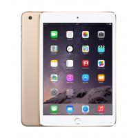 Apple tablet: iPad mini 3 Wi-Fi Cell 64GB - Gold - Refurbished - Geen tot lichte gebruikssporen - Goud