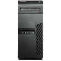 Lenovo pc: ThinkCentre M91p - Zwart