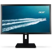 Acer monitor: Professional B286HK - Grijs