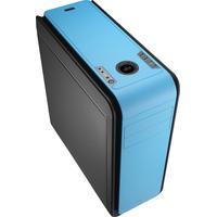 Aerocool behuizing: DS200 - Zwart, Blauw