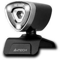 Webcam 1080P Full-HD silver