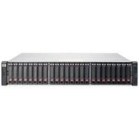 Hewlett Packard Enterprise SAN: MSA 1040 - Zwart, Roestvrijstaal