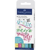 Faber-Castell 8800502 Kalligrafeerpen - Multi kleuren
