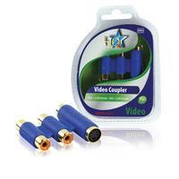 HQ kabel connector: SP-033 - Blauw