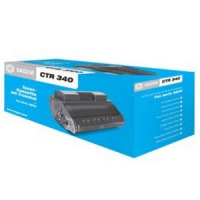 Sagem cartridge: CTR340 Kit - Zwart