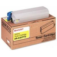 Sharp toner: Toner Yellow, Standard Capacity, 1-pack - Geel