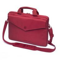 "Dicota laptoptas: Code Slim Case 11"" - Rood"