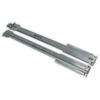 Hewlett Packard Enterprise rack toebehoren: 2U Large Form Factor Easy Install Rail Kit - Metallic