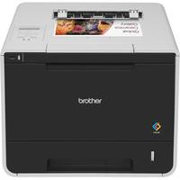 Brother laserprinter: Netwerk Kleurenlaserprinter 30 ppm - 128 MB - 2400 dpi class - interne duplexunit - Wireless - .....