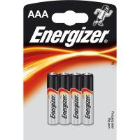 Energizer batterij: E92 - Zwart, Zilver