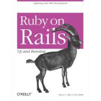 O'Reilly product: Ruby on Rails: Up and Running - EPUB formaat